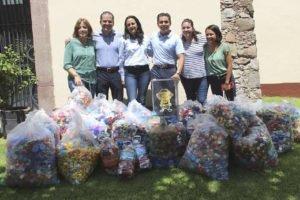 Participa con Corregidora en el cuidado del medio ambiente y llévate un carrito ecológico para el mandado