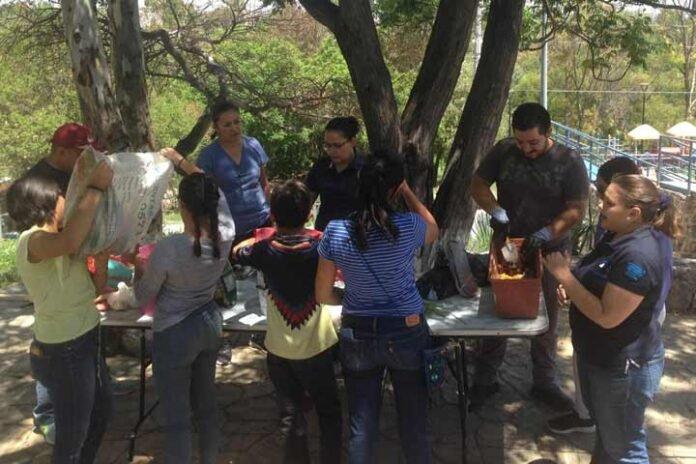 Participa en los talleres ambientales de Corregidora, son los sábados